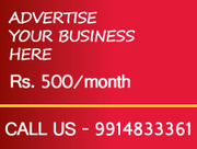 Advertise your local business with Tricity Chandigarh
