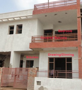 Independent house in Mohali Chandigarh Panchkula Kharar Zirakpur ...