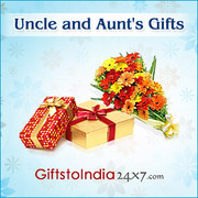 Send gifts on Aunt & Uncles Day to Chandigarh