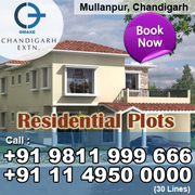Omaxe Plots Mullanpur +91 9811 999 666