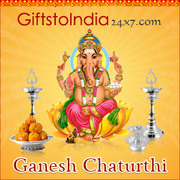 Send Gifts on Ganesh Chaturthi