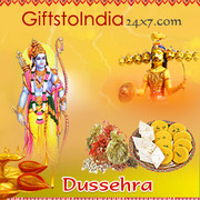 Send gifts on Dusshera to 	Chandigarh