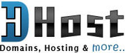 Domain Name,  Unlimited Web Hosting,  Reseller Hosting Services by DHost