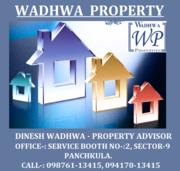 WADHWA PROPERTY (PROPERTY ADVISOR)