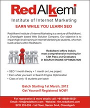 Earn While You Learn SEO