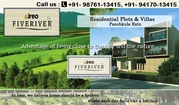Ireo Fiveriver Plots/Floors in Panchkula