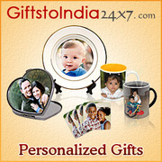 Send Personalized Gifts To India