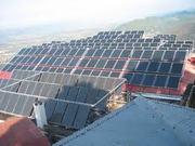 Solar Water Heating System in Yamuna Nagar