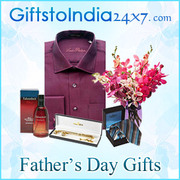 Send gifts on Fathers Day
