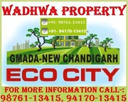 ECO CITY GAMADA PLOTS IN MULLANPUR (NEW CHANDIGARH).