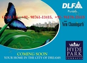 DLF Hyde Park Floors in Mullanpur