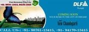 DLF G+2 Floors at DLF Hyde Park Mullanpur,  New Chandigarh