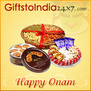 Send Wonderful gifts on the Festival of Onam