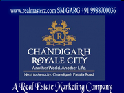 BOOK 200 SQ Y PLOT WITH 6 LACS-NO EMI TILL POSSESSION IN ZIRAKPUR