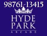 DLF Hyde Park Arcade Mullanpur,  New Chandigarh