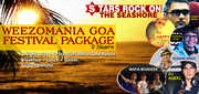 Dpauls Offer Weezomania Goa Festival Package