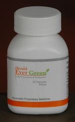 Shivalik Evergreen ( Herbal liver tonic)