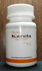 Karela extract capsules