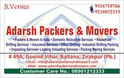 Adarsh packers and movers