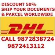 COURIER SERVICE IN ZIRAKPUR  DISCOUNT 20- 50% CALL 9872838724