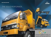 Eicher Terra 16hdr is The Solid Performer