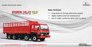 The new features of Eicher 35.31
