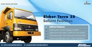 Eicher Terra 25 Salient Features