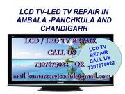 LCD TV REPAIR IN KARNAL 7307675022