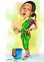 maid services in india and abroad