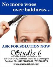 We Provide you Best Hair Transplant in Chandigarh