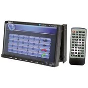 PLDN74BTI TOUCH SCREEN DVD/VCD/CD/MP3/MP4/CD-R CAR STEREO