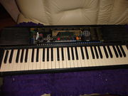 Yamaha Musical Keyboard 61 keys,  pitch 5/8