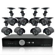 8 Camera Surveillance Kit - H264