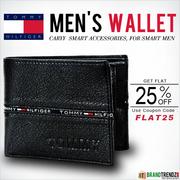 Men's Wallet + Upto 35% Off