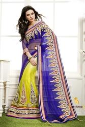 Pavitraa  Astonishing heavy Worked Lahenga Saree