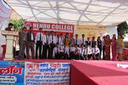 nehru college job fac