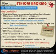 6 Weeks Ethical Hacking Training in Chandigarh