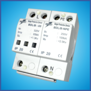 Lightning and Switching Surge Protector Manufacturer and Supplier