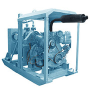 open pumping dewatering,  Dewatering borehole system