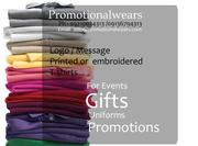 Bulk Customized T- Shirts @ Promotionalwears