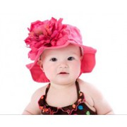 Baby Couture India - Pink Summer Hat