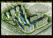 The Lake Omaxe High~Rise Apartments In Mullanpur