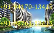 The Lake 3 BHK 2 BHK Multistory Apartments Omaxe Mullanpur