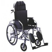 Buy KARMA Premium Wheel Chair Aurora 4 F24 at Healthgenie.in