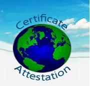 Certificate Attestation in Odisha