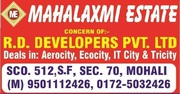 Call: 9501112426, 100 Sq.to 500 Sq. Yd Plots For Sale in Aero City,