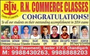 RN COMMERCE CLASSES(CA Institute )