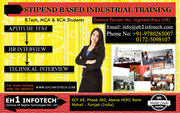 Stipend Based 6 Months Training in Mohali