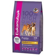 Buy Eukanuba Medium Puppy Breed Food at Petgenie.in