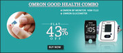 Flat 43% Off on Health Combo Pack at Healthgenie.in